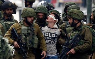 الطفل الفلسطيني فوزي الجنيدي