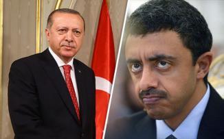 وساطة بين الامارات وتركيا