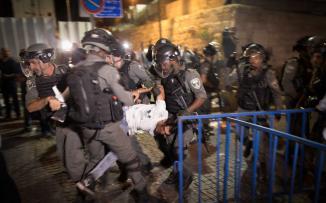 الجزائر تعبر عن تضامنها الكامل مع دولة فلسطين الشقيقة