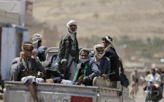 الحكومة اليمنية والحوثيين