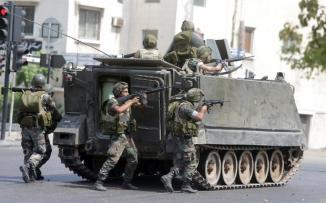 لبنان واسرائيل وعملية درع الشمال