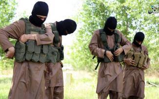 هجوم لداعش على الاكراد في الرقة