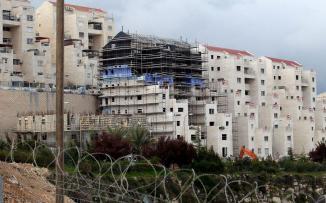منع العمال من الدخول الى مستوطنات رام الله