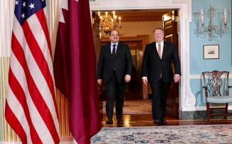 قطر وقاعدة العديد