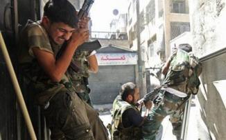 مقتل جنود سوريين قرب دمشق
