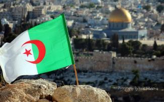 تظاهرات في الجزائر لأجل القدس