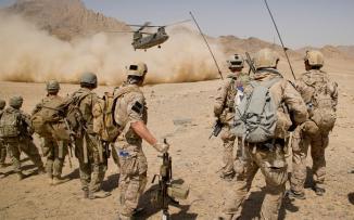 قوات امريكية الى الخليج