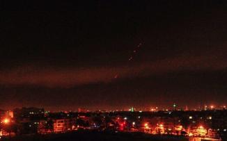 قصف اسرائيلي على مطار دمشق الدولي