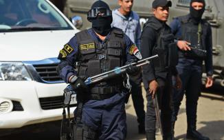 جرائم قتل في مصر