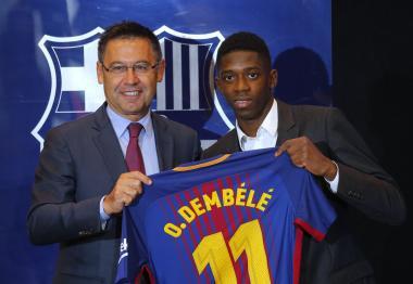 برشلونة يقترب من حسم أولى صفقاته في الصيف المقبل