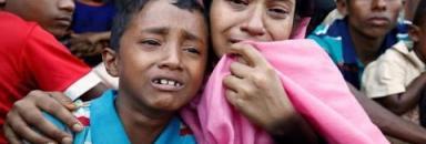ميانمار ومسلمو الروهنغيا