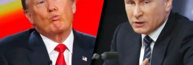 ترامب بوتين سوريا