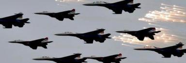 روسيا والضربات العسكرية في سوريا