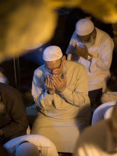 في رحاب المسجد الاقصى المبارك