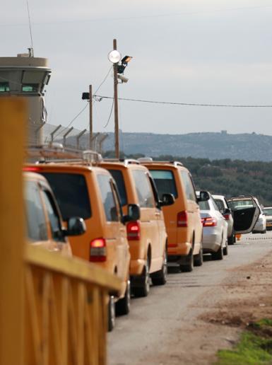 اجراءات أمنية مشددة في محيط نابلس بعد مقتل مستوطن شرق المدينة