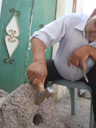جنين | ابو الرب 68 عاما آخر صانع