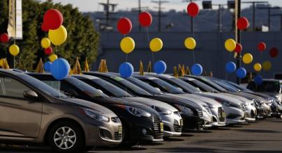 شراء السيارات  في الضفة الغربية