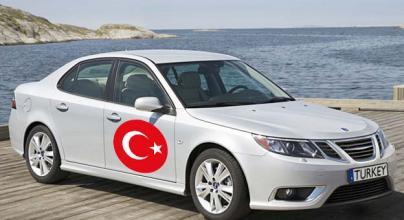 سيارة من انتاج تركيا