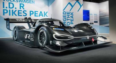 سيارة كهربائية من شركة فولكسفاغن