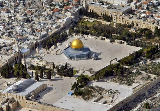 الاردن والمسجد الاقصى