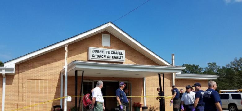 قتيل وجرحى جراء إطلاق نار داخل كنيسة في تينيسي الأمريكية