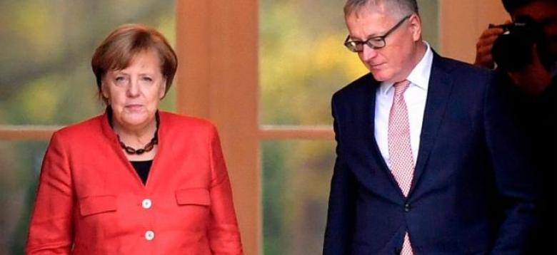ازمة سياسية في المانيا