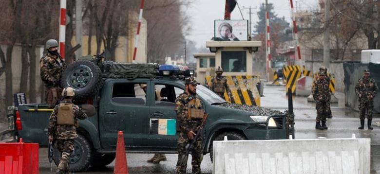 هجمات في افغانستان