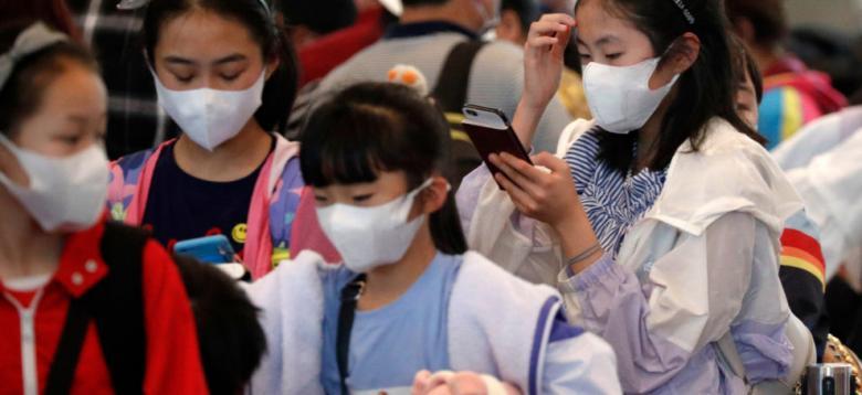 سفر  الصينيين الى الخارج وكورونا
