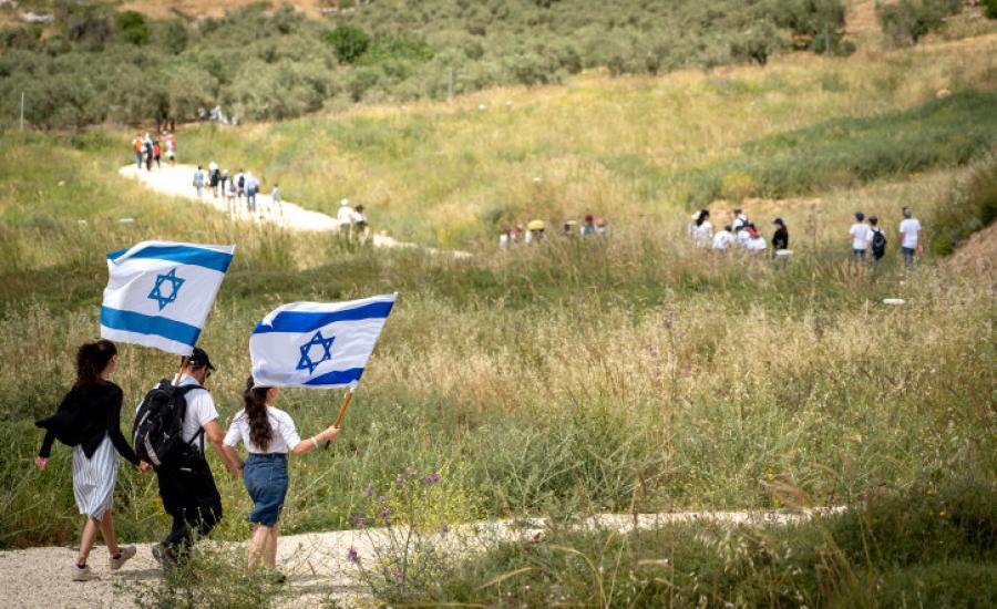 اسرائيسل وخطة الضم الاسرائيلية