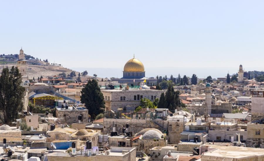 نقل سفارات الى القدس