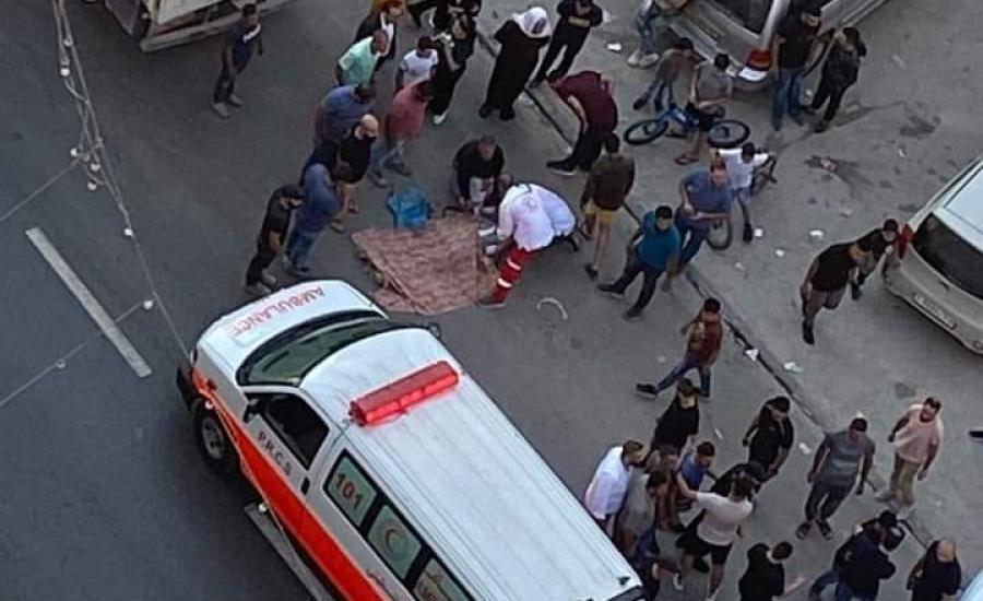 مصرع فتاة في حادث دهس بمخيم قلنديا