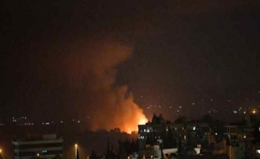 قصف يستهدف سوريا