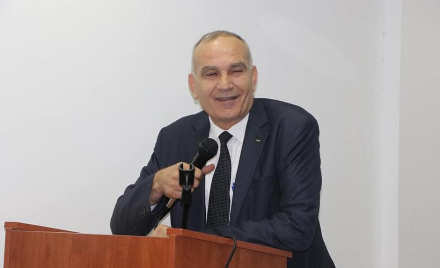 وزير الاتصالات الفلسطيني
