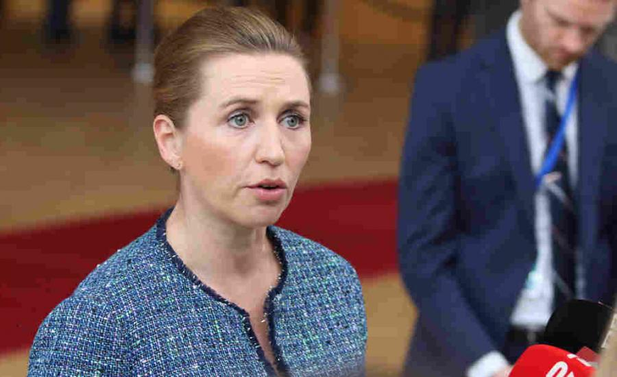رئيسة وزراء الدنمارك والزواج
