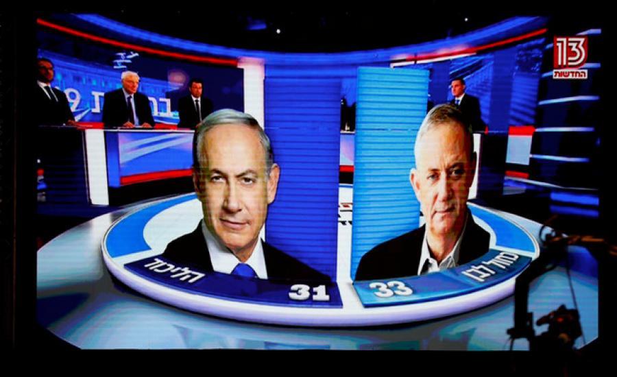 استطلاع للراي في اسرائيل