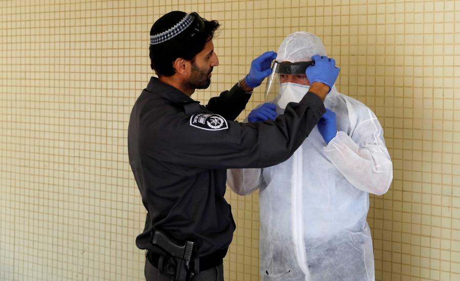 الصحة الاسرائيلية وفيروس كورونا
