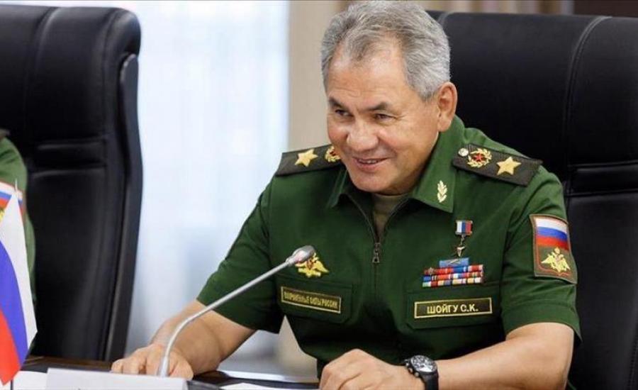 وزير الدفاع المصري ووزير الدفاع الروسي