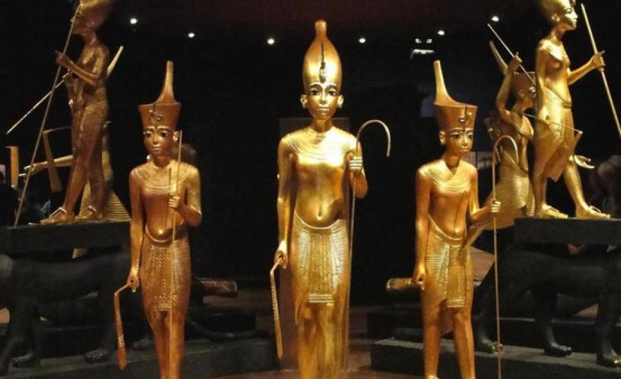 مصر تسترد آثار فرعونية من اسرائيل رام الله