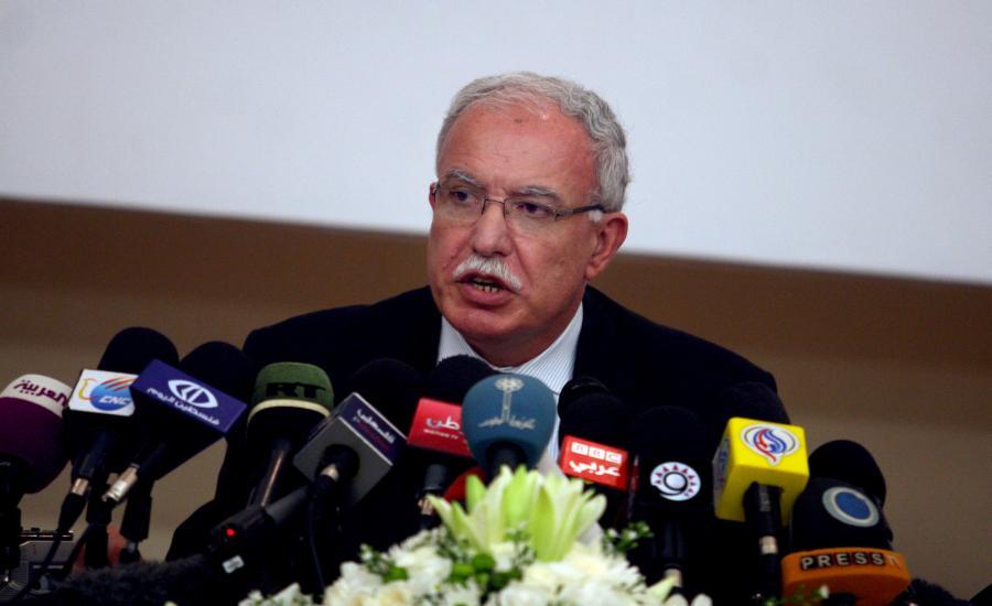 رياض المالكي والسيادة في فلسطين