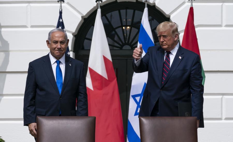اسرائيل وترامب ودعم اسرائيل