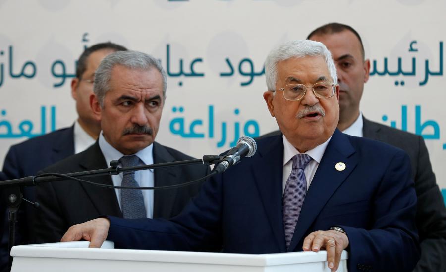 اسباب عودة العلاقة بين اسرائيل والسلطة