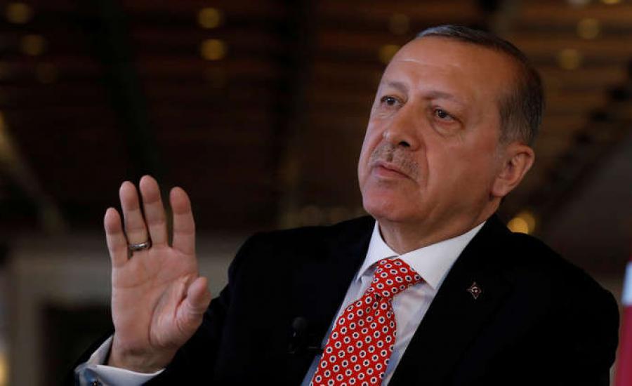 اردوغان ومجلس الامن