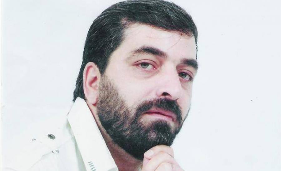 الاسير محمد خرواط