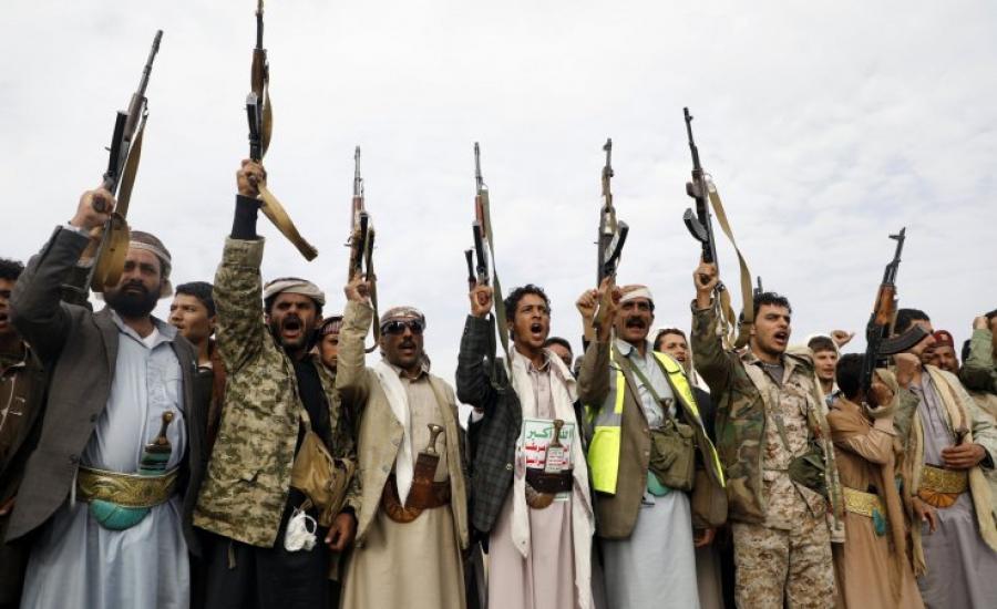 الحوثيون يسيطرون على قواعد عسكرية سعودية