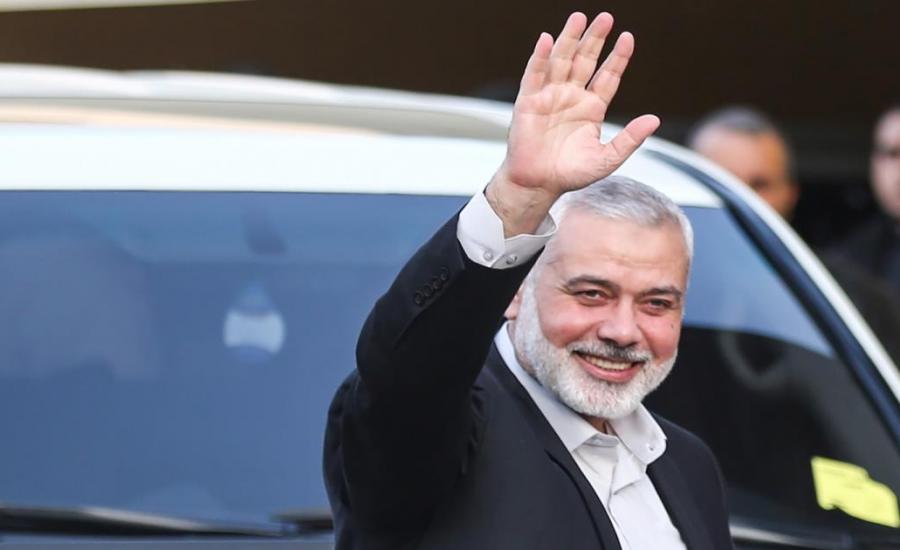 قادة حماس والجهاد الاسلامي في القاهرة