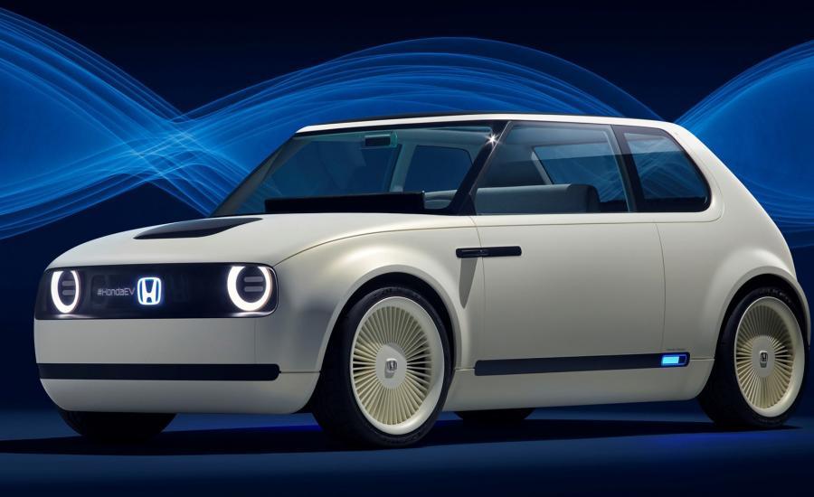سيارات هوندا الكهربائية