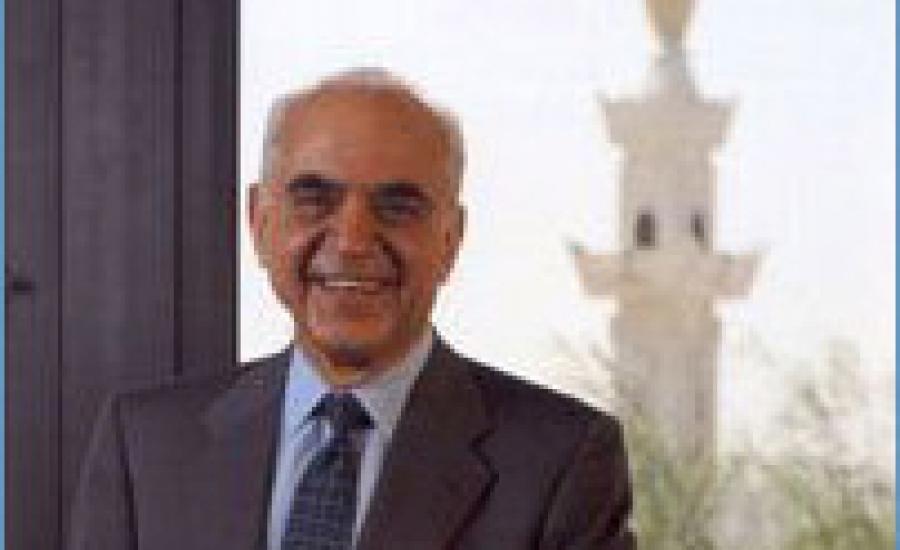 وفاة رجل الاعمال الفلسطيني عمر العقاد