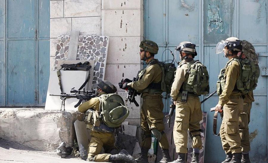 اصابة شاب برصاص الاحتلال في سلفيت