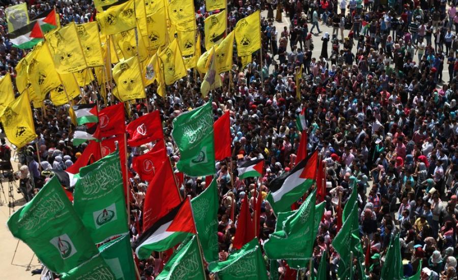 حماس وفتح والمعتقلين الفلسطينيين
