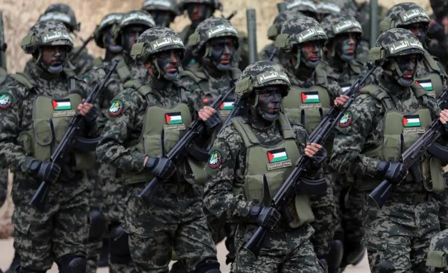 حماس والحرب مع اسرائيل